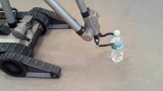 iRobot Packbot Demo