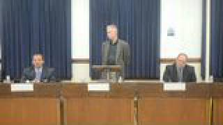 Grant County sheriff candidate forum part 1
