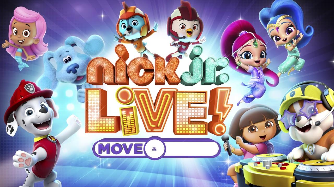 Nikelodeon Live