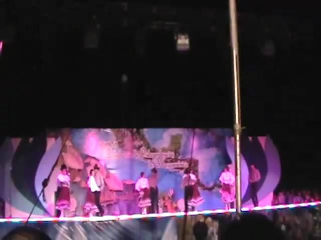 Compañía de Danza Folklórica del IPN4