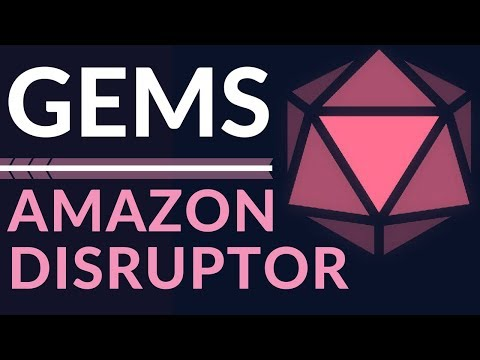 Gems ICO: Disrupting Amazon | Decentralized Mechanical Turk