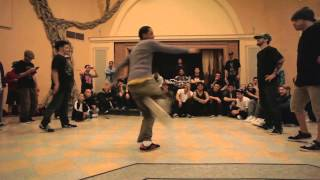 RAW Circles USA 2014 - Semi Final - Unleashed Vs KnuckleHeadz
