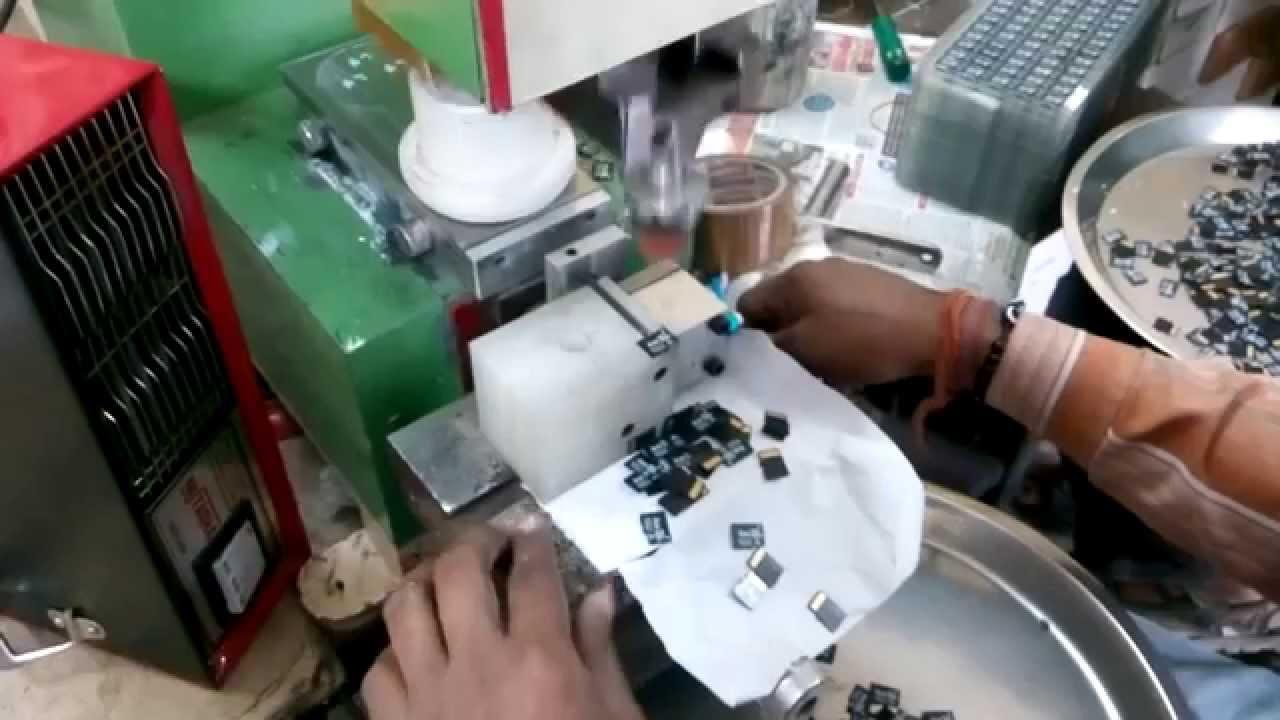 memory card pad printing machine - Card Making Machine