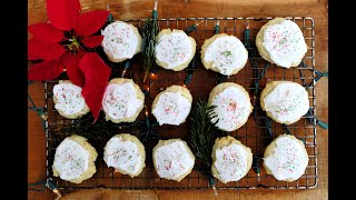 Christmas Cookie Recipe: Frosted Ricotta Cookies by Everyday Gourmet with Blakely