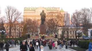 УКРАИНА, Киев: 9e МАРТА 2014  Юбилей Тараса Шевченко(VIDEO LINK = http://youtu.be/yO3p4FIPTtk УКРАИНА, Киев: 9e МАРТА 2014 ЮБИЛЕЙ ТАРАСА ШЕВЧЕНКО. ПРАЗДНОВАНИЕ 200-ЛЕТИЯ ТАРАСА ШЕВЧЕ ..., 2014-03-10T11:40:22.000Z)