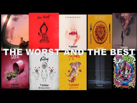 The Chainsmokers-  Sick Boy Album REVIEW... THE WORST TO BEST SONG COUNTDOWN