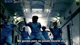 """Rain MV : """"Bad Guy"""" cancion del 1er abum de Rain n-n."""