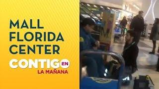 Delincuentes protagonizaron tiroteo en Mall Florida Center - Contigo en La Mañana