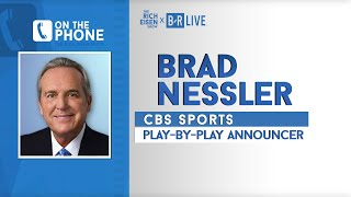 CBS Sports' Brad Nessler Talks LSU-Alabama & More with Rich Eisen | Full Interview | 11/11/19