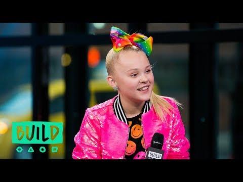 """Jojo Siwa On Her Nickelodeon Special, """"Jojo Siwa: My World"""""""
