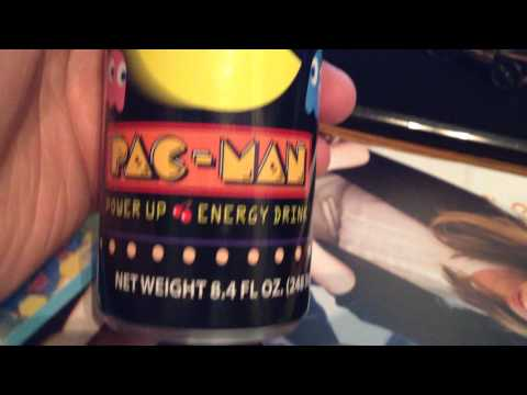 PAC MAN RARE ENERGY DRINK