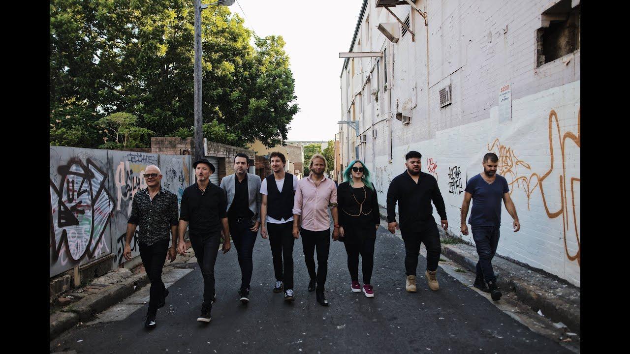 Soul Roots Revival Band promo clip