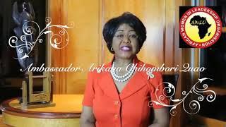 Dr Arikana Sierra Leone! Women's Leadership