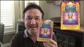 Working with Angel Answer Oracle Cards