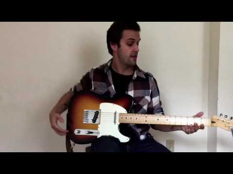 Fender Standard Telecaster: Alternative Rock