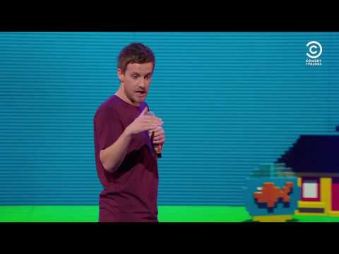Chris Ramsey on Getting Older - All Growed Up | Comedy Central