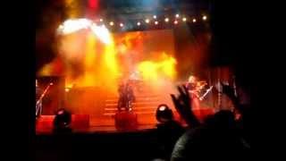 Judas Priest - Judas Rising (live@Palace of Sports Kiev 16/04/2012)
