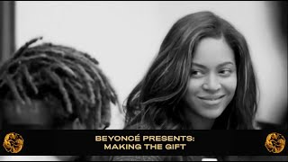 Beyonc Presents Making The Gift Recording #39The Lion King The Gift#39 BTS Documentary HD
