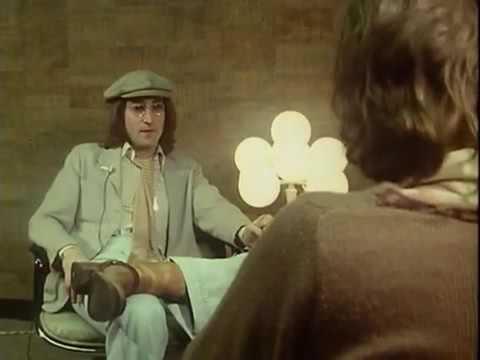 Jonh Lennon Interview From 1975