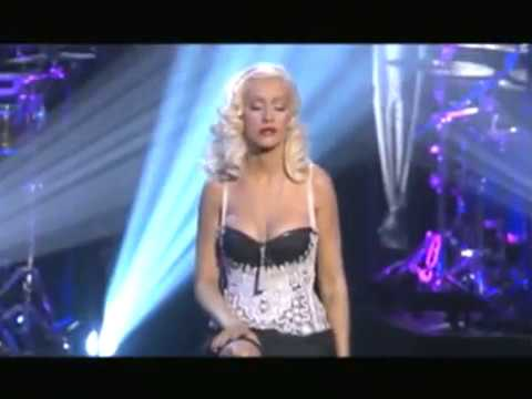 Christina Aguilera - Oh Mother (Live Back To Basics MTV)