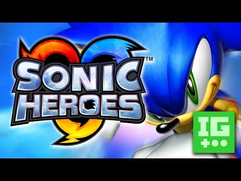 Sonic Heroes - IMPLANTgames