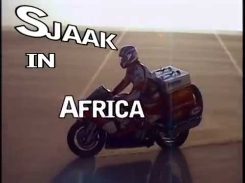 Clymer Manuals Sjaak R1 Around the World AFRICA Yamaha Sport Bike Extreme Adventure Rider Video