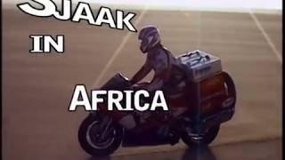 Clymer Presents Sjaak Lucassen's Around the World Motorcycle ADV Tour - Africa