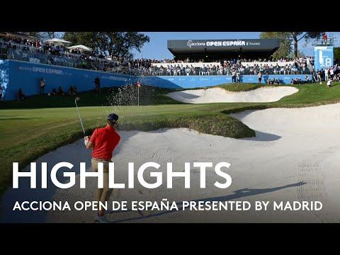 2021 Acciona Open de España | Extended Highlights