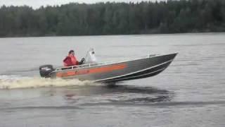видео Катер Wellboat 46К