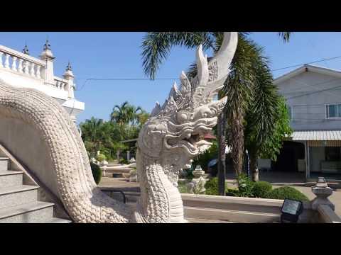 Nongkhai City on the banks of the Mekong River