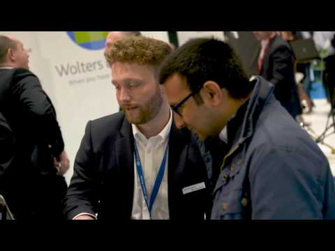 Wolters Kluwer at Accountex 2017