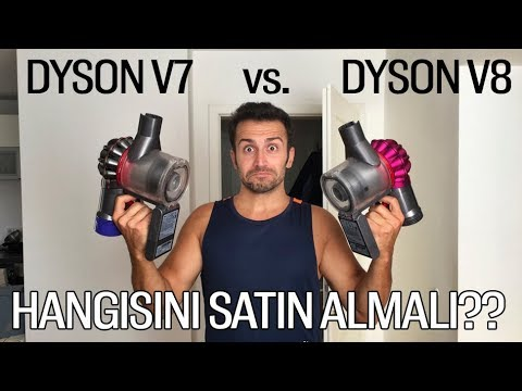 Dyson V7 vs. V8 Comparison [Which Mid-Priced Option is Better?]