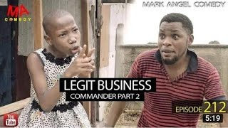 LEGIT BUSINESS - EPISODE 212 MARK ANGEL TV