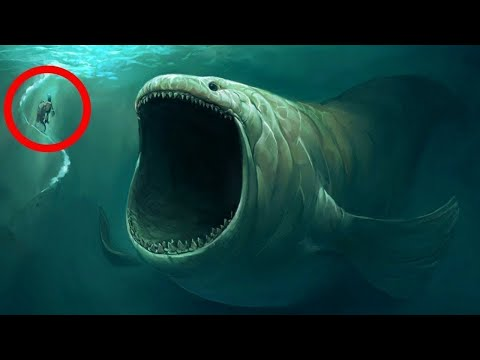 10 Terrifying Sea Creatures You Didn't Know Existed