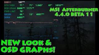 видео MSI Afterburner 4.3.0.9267 скачать бесплатно