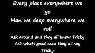Eminem ft Trick Trick Welcome To Detroit City Lyrics