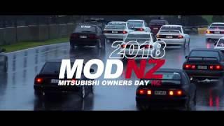 Download Video 2018 MOD (Mitsubishi Owners Day) New Zealand - Hampton Downs MP3 3GP MP4
