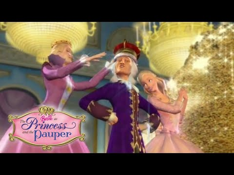 Download Barbie™As the  Princess And The Pauper (2004) Full Movie Part 2 | Barbie Official Movie