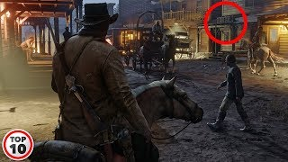 Top 10 Things We Want To See In Red Dead Redemption 2