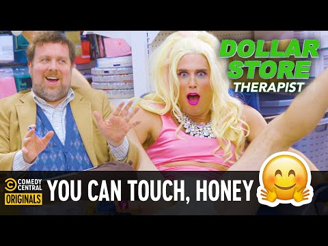 Benito Skinner Gets Some Therapy - Dollar Store Therapist