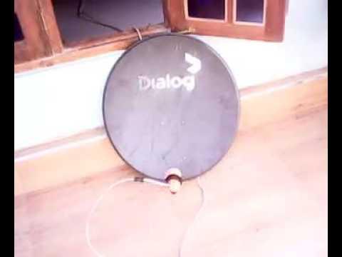 Dialog tv signal
