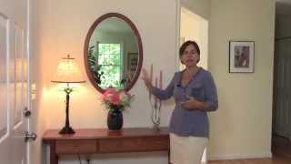 Feng Shui For Your Entry Way Video
