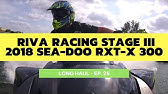 Finally unlocked after 5 Hours 2018 Sea Doo RXP X 300 Its Fast - YouTube