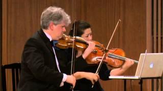 Borromeo String Quartet Beethoven Op. 132 IV and V Tokyo Suntory Hall