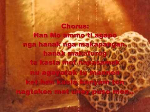 Pusong Bato Ilocano Version (While Inuman Session)