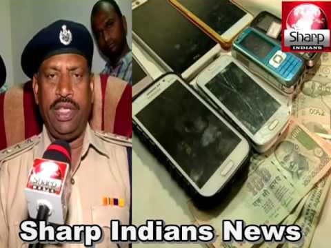 Four mobile phone snatchers arrested in Charminar police limits,Hyderabad 2017.
