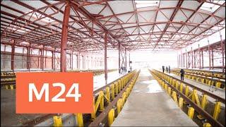 'Строительство в деталях': семь новых станций Калининско-Солнцевской линии метро - Москва 24