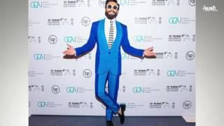 المشاهير يتسوقون دون مقابل في مهرجان دبي السينمائي