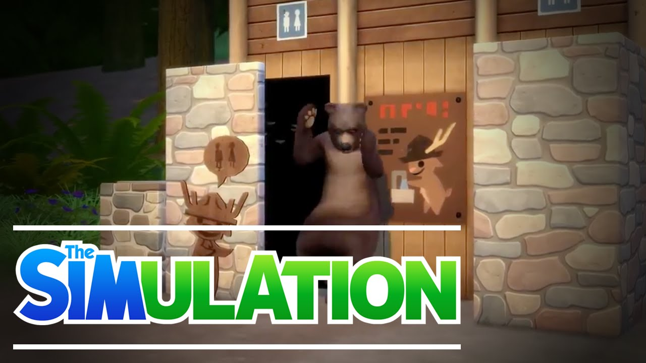 Curtisparadislive sims 4 building starter home part 1 youtube -  Thesimulation Sims 4 Outdoor Retreat Release Date