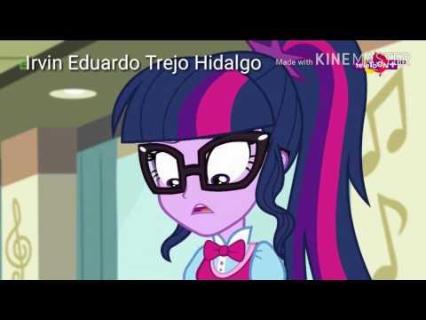 My Little Pony: Equestria Girls - Bailé Mágico - Parte 8 [Español Latino]